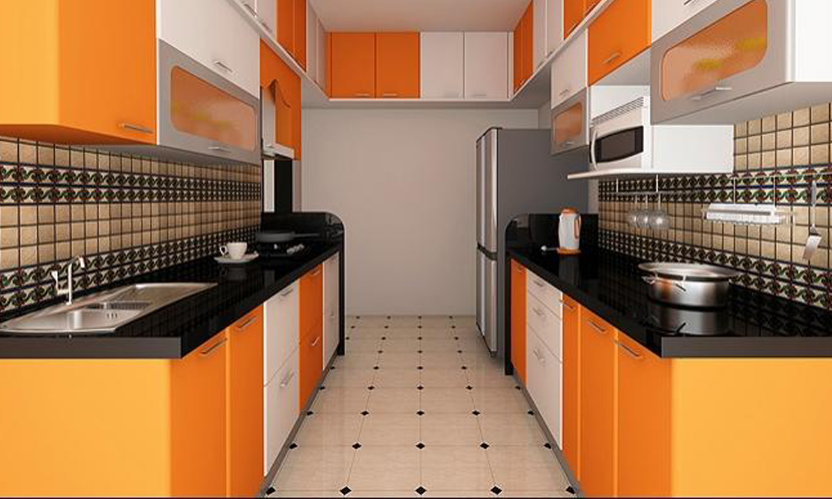 kitchen design parallel platform parallel kitchen designs 879